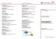 Programm - Arbeitskreis Schulewirtschaft-Bayern
