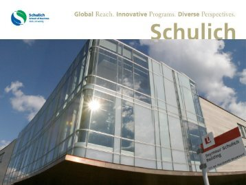 New-to-Canada Arrival Guide - Schulich School of Business - York ...