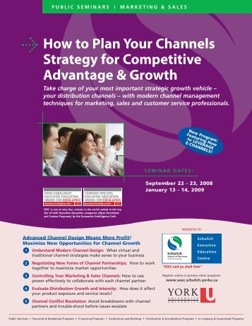 How to Plan Your Channels Strategy for Competitive Advantage ...