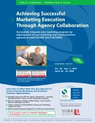 Achieving Successful Marketing Execution Through Agency