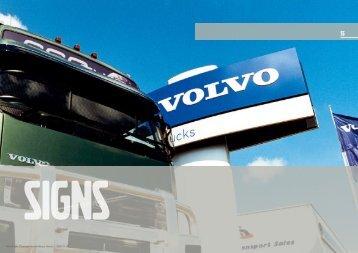 Volvo Trucks Corporate Identity Manual. Version 1, 2007-11-06