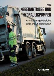 NEBENANTRIEBE UND HYDRAULIKPUMPEN - Volvo