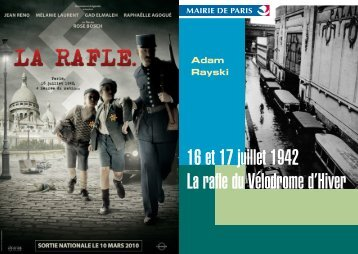16 et 17 juillet 1942 La rafle du Vélodrome d'Hiver