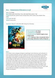 FilmTipp Epic - Vision Kino