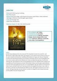 FilmTipp Kon-Tiki - Vision Kino