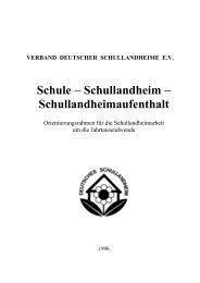 Orientierungsrahmen als pdf - Verband Deutscher Schullandheime eV