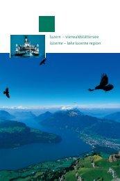 LUZERN – VIERWALDSTÄTTERSEE - Schulleitungssymposium