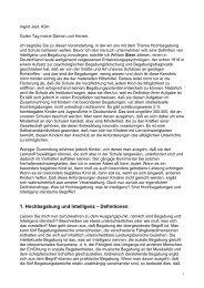 Ingrid Jost, Köln - Schulpsychologie