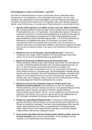 Schwierigkeiten im Lesen und Schreiben.pages - Schulpsychologie