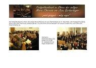 Der Festgottesdienst zu Ehren der seligen Maria Theresia von Jesu ...