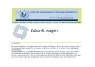175/Zukunft wagen.pdf - Arme-Schulschwestern