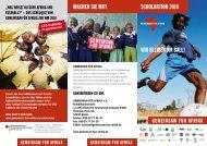der Informationsflyer! - Schulsport NRW aktiv
