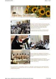 Seite 1 von 7 Erstprofess 2010 17.08.2010 http://www ...