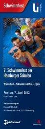Schwimmfest der Hamburger Schulen - Schulsport-Hamburg.de