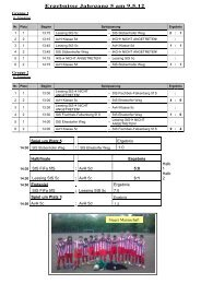 Ergebnisse Jahrgang 5 am 9 - Schulsport-Hamburg.de