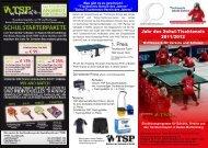 Jahr des Schul-Tischtennis 201 1 /201 2 - TTVWH