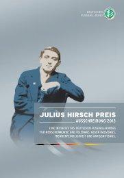 Julius Hirsch Preis 2013 - DFB