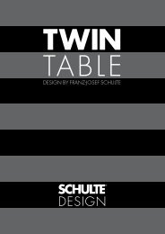 Download PDF - Schulte Design GmbH