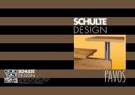 47803 Krefeld Telefon +49 21 51 62 59 12 ... - Schulte Design