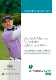 Das Golf Medical Center der Schulthess Klinik