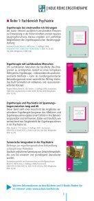 ergotherapie - Schulz-Kirchner Verlag - Seite 3