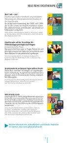 ergotherapie - Schulz-Kirchner Verlag - Seite 5