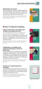 ergotherapie - Schulz-Kirchner Verlag - Seite 7