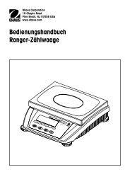 Bedienungsanleitung - Schumann GmbH