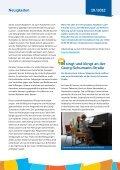 Newsletter Oktober 2012 hier herunterladen. - Schumann Magistrale - Seite 3