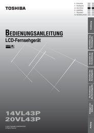 Deutsch - Schuss Home Electronic
