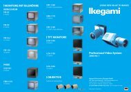 CCTV Product Catalogue - Kommunalinnovationen.de