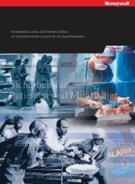 Lösungen für das Gesundheitswesen - Schutz24