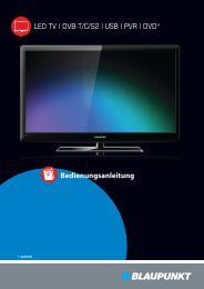 Bedienungsanleitung - Deutsch - Schuss Home Electronic