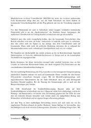 Umweltbericht 2002/2003 - Stadt Schwabach