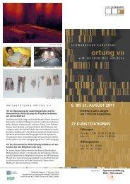 ortung VII web - Stadt Schwabach
