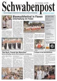 Blasmusikfestival in Fienen - Demokratisches Forum der Deutschen