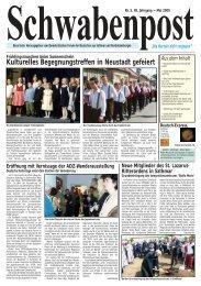 Kulturelles Begegnungstreffen in Neustadt gefeiert