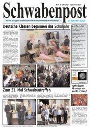 Deutsche Klassen begannen das Schuljahr Zum 21. Mal ...