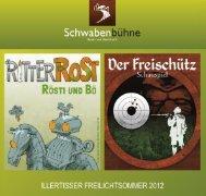 Bisher aufgeführte Stücke 1989-2012 - Schwabenbühne Roth- und ...