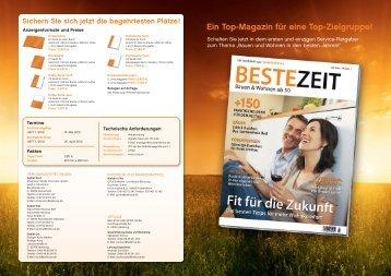Ein Top-Magazin für eine Top-Zielgruppe! - Bausparkasse ...