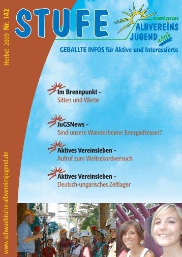 Download als pdf - Schwäbische Albvereinsjugend