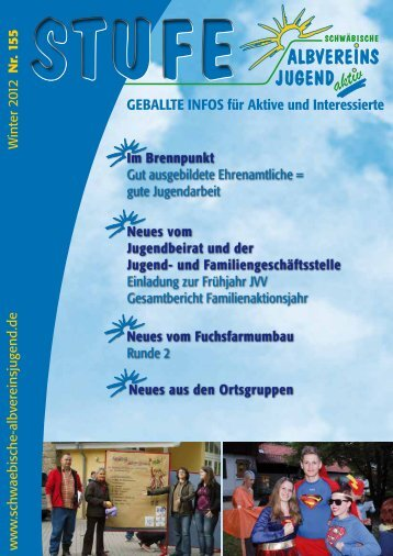 Download als pdf (5.2 MB) - Schwäbische Albvereinsjugend
