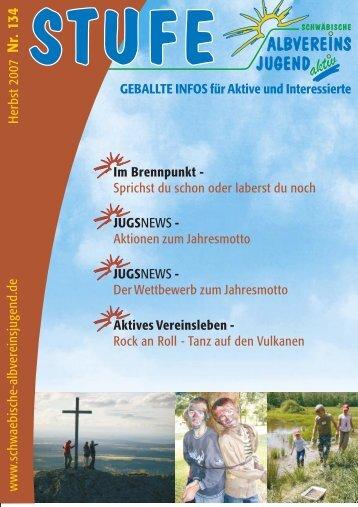 Download als pdf (3,0 MB) - Schwäbische Albvereinsjugend