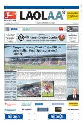 VfR-LAOLAA 17te Ausgabe - Schwäbische Post