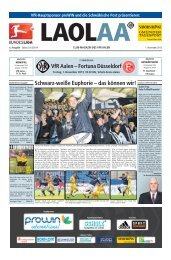 VfR-LAOLAA 6te Ausgabe Saison 2013-2014 - Schwäbische Post