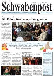 Die Palmkätzchen wurden geweiht - Demokratisches Forum der ...