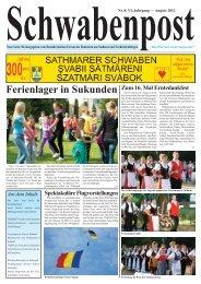 Ferienlager in Sukunden - Demokratisches Forum der Deutschen