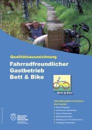 Fahrradfreundlicher Gastbetrieb Bett & Bike.pdf