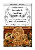 Interkulturellen Wochen 2008 - Evangelische Martin-Luther-Gemeinde - Page 7
