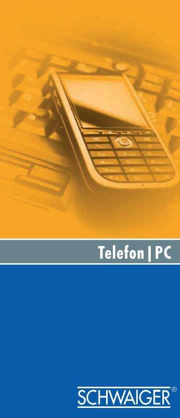 Telefon|PC - Schwaiger